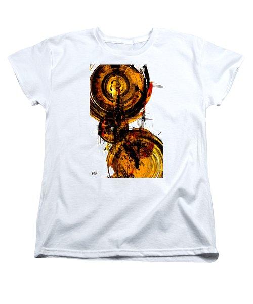 Spherical Joy Series 51.041011vsscvs Women's T-Shirt (Standard Cut) by Kris Haas