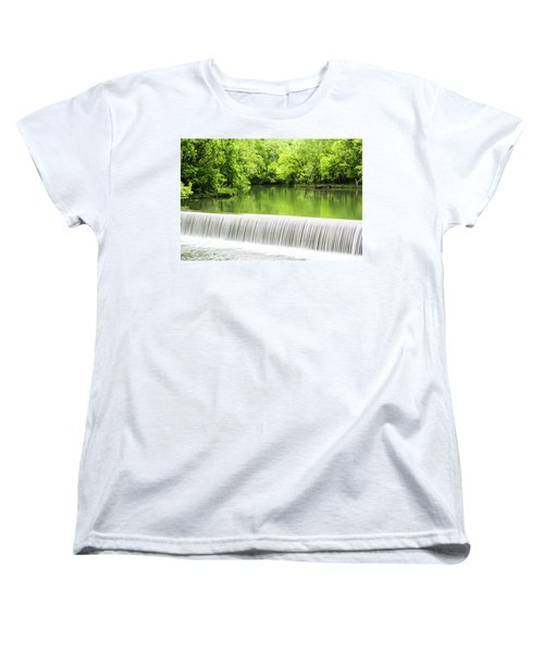 Women's T-Shirt (Standard Cut) featuring the photograph Spring Days In Helena by Parker Cunningham