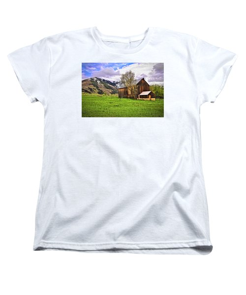 Spring Is All Ways A Good Time Of The Year Women's T-Shirt (Standard Cut) by James Steele