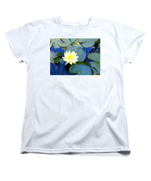 Spring Lily Women's T-Shirt (Standard Cut)