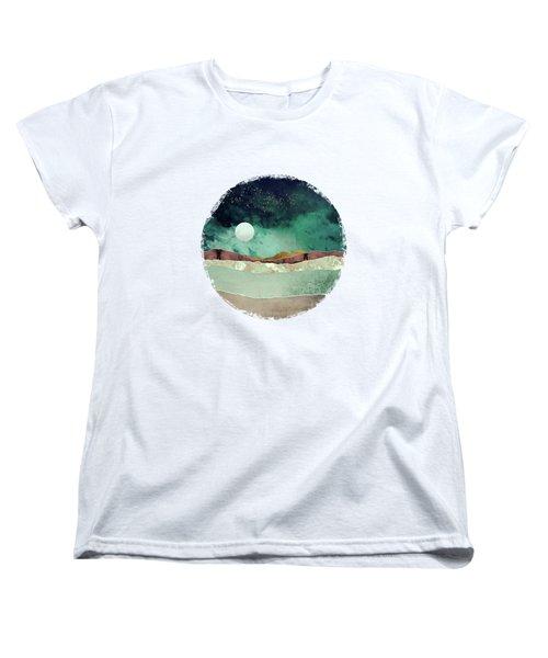 Spring Night Women's T-Shirt (Standard Fit)