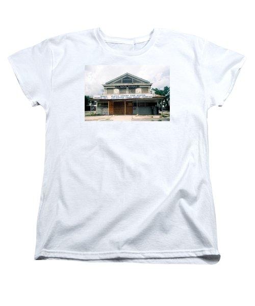 St Roch Market Women's T-Shirt (Standard Cut)