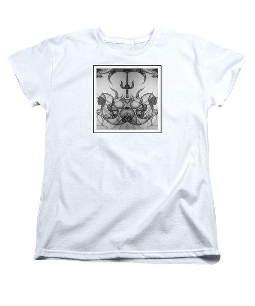 Stage Three Women's T-Shirt (Standard Cut) by Jack Dillhunt
