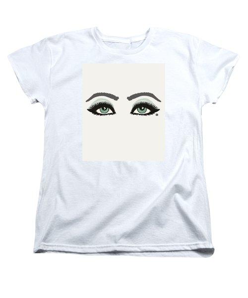 Starry Eyed Women's T-Shirt (Standard Cut)