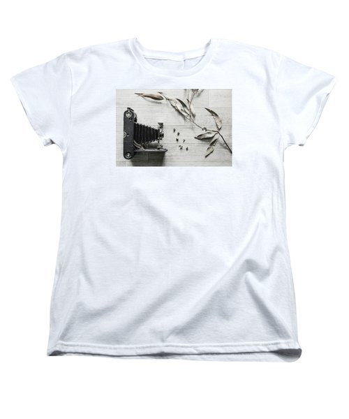 Still Life Number 1 Women's T-Shirt (Standard Cut) by Keith Hawley