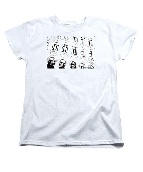 St.petersburg  #7804 Women's T-Shirt (Standard Cut) by Andrey Godyaykin