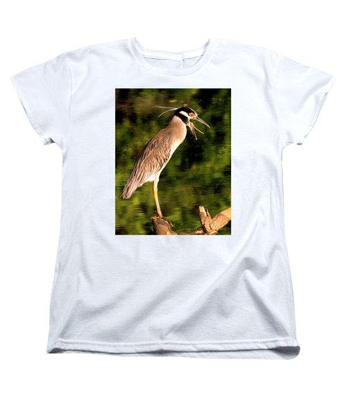 Women's T-Shirt (Standard Cut) featuring the photograph Success by Jean Noren