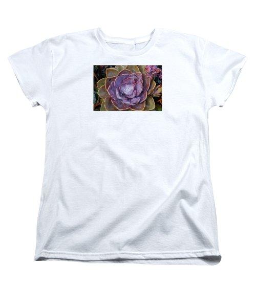Succulent Star Women's T-Shirt (Standard Cut)