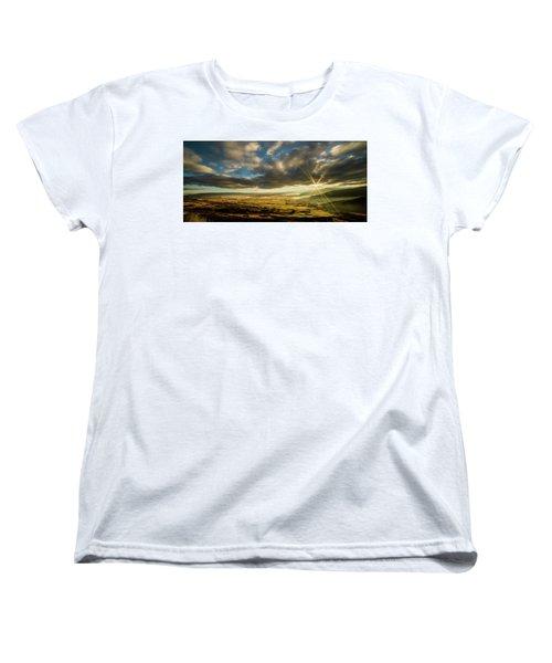 Sunrise Over The Heber Valley Women's T-Shirt (Standard Cut)