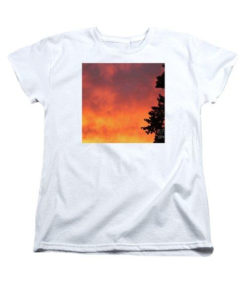Sunset II Reno, Nevada Women's T-Shirt (Standard Cut)