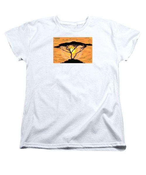 Suntree Women's T-Shirt (Standard Cut)