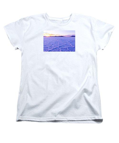 Surreal Salt Women's T-Shirt (Standard Cut) by Chad Dutson