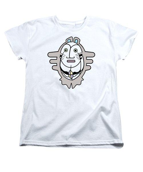 Te-maori Clupkitz Women's T-Shirt (Standard Cut) by Stan  Magnan