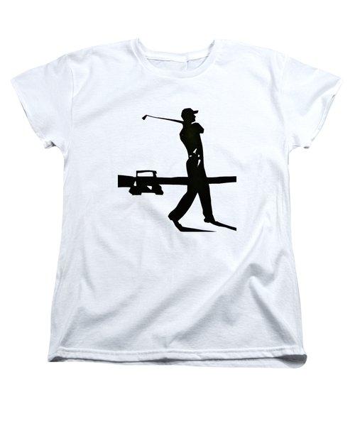 Test Women's T-Shirt (Standard Cut) by Anna Ruzsan