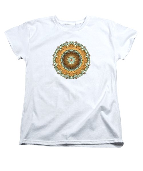 Women's T-Shirt (Standard Cut) featuring the digital art Test by Lyle Hatch