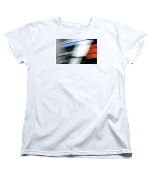 Women's T-Shirt (Standard Cut) featuring the photograph TGV by Steven Huszar