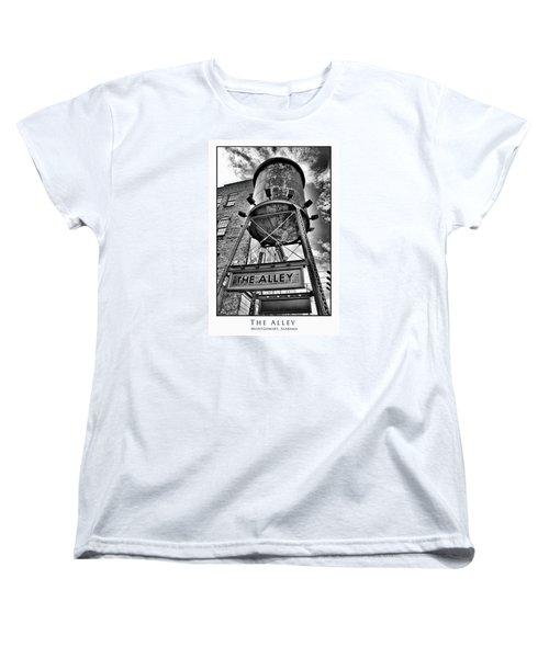 The Alley  Women's T-Shirt (Standard Cut)