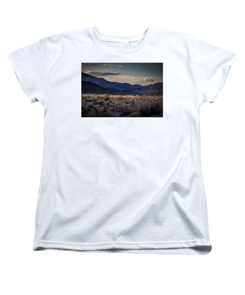 Women's T-Shirt (Standard Cut) featuring the photograph The American West by Peter Tellone