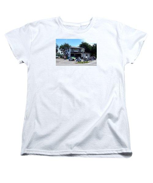 The Cabbage Patch Women's T-Shirt (Standard Cut) by Melinda Saminski