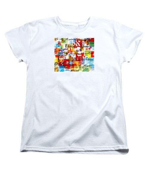 The Creator Women's T-Shirt (Standard Cut)