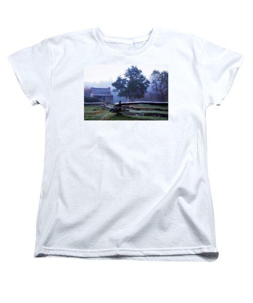 The Dan Lawson Place Women's T-Shirt (Standard Cut)