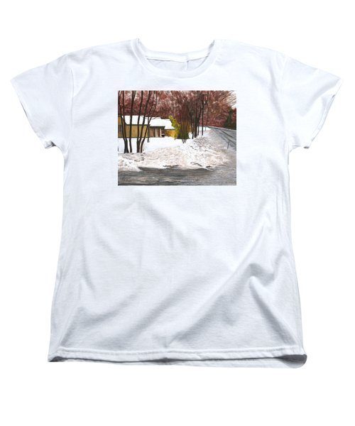 The Day After Women's T-Shirt (Standard Cut)