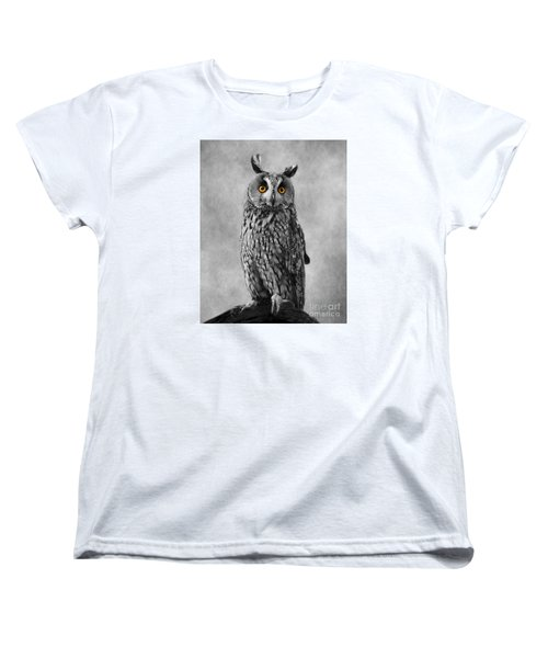The Eyes Have It Women's T-Shirt (Standard Cut) by Linsey Williams