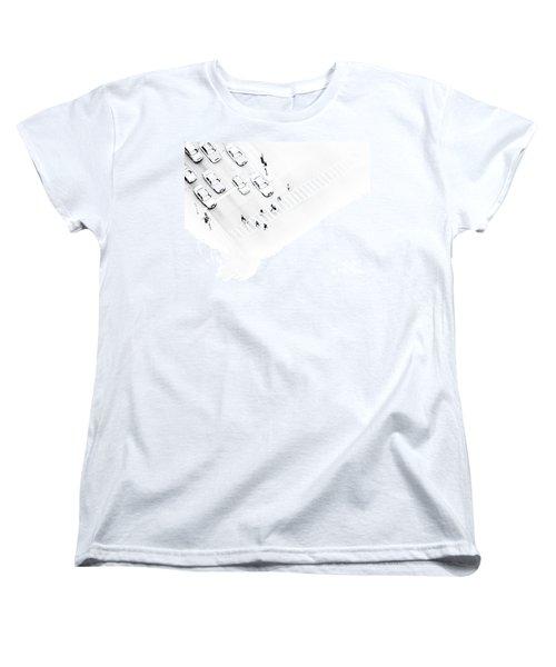 The Faceless Women's T-Shirt (Standard Cut) by Dana DiPasquale