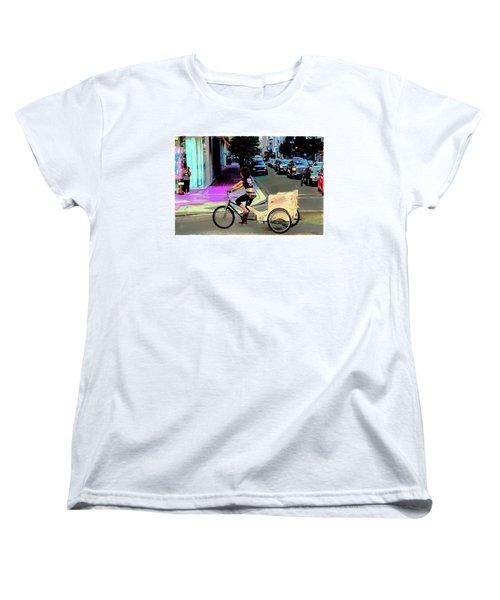 The Flavor Of Festival Season Women's T-Shirt (Standard Cut)