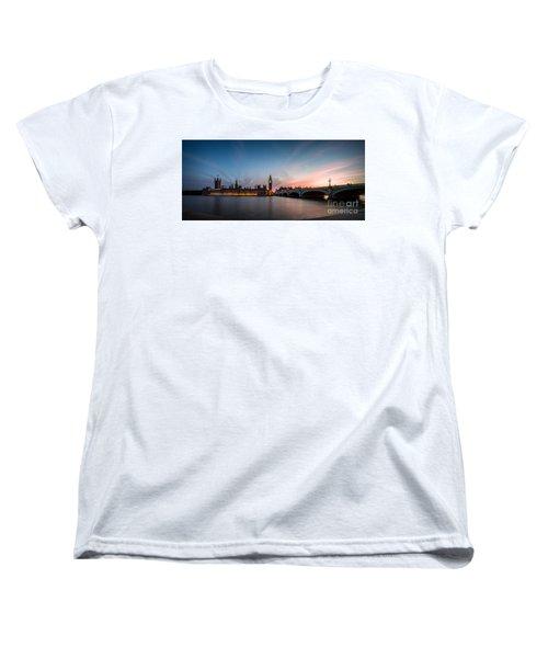 The Guardian Women's T-Shirt (Standard Cut) by Giuseppe Torre