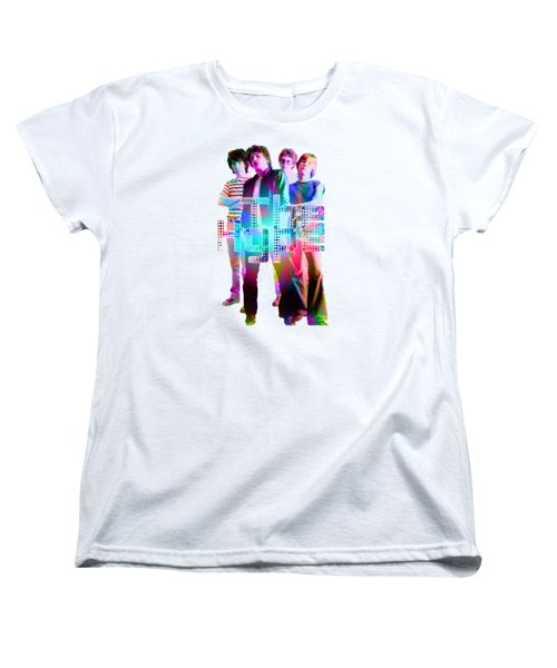 The Hype Women's T-Shirt (Standard Cut) by Clad63