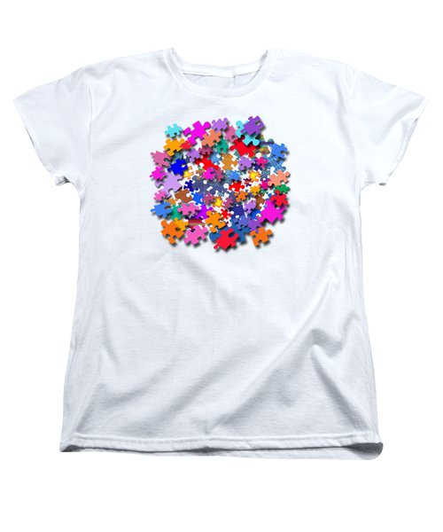 The Impossible Puzzle Women's T-Shirt (Standard Cut)