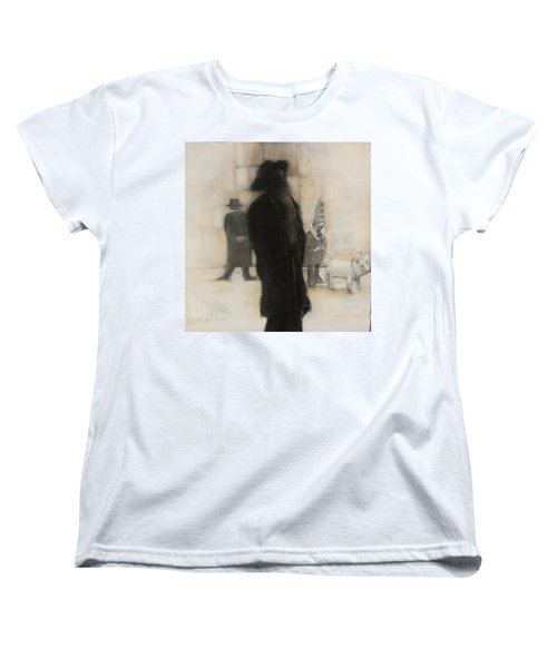 The Incongruity Of It All  Women's T-Shirt (Standard Cut) by Jean Cormier