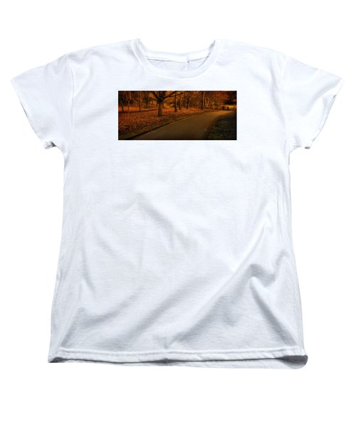 The Innocent Railway Path Women's T-Shirt (Standard Cut)