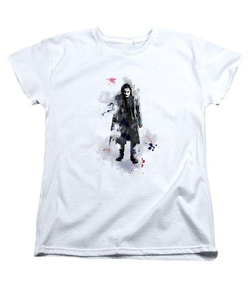 The Joker Women's T-Shirt (Standard Cut)