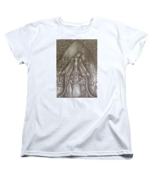 Royal Family Women's T-Shirt (Standard Cut) by Rita Fetisov