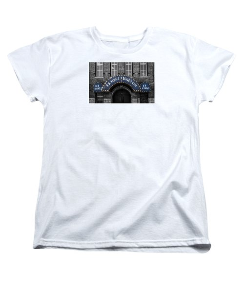 Women's T-Shirt (Standard Cut) featuring the photograph The King's Club by Ray Congrove