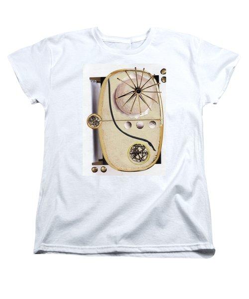 The Navigator Women's T-Shirt (Standard Cut) by Michal Mitak Mahgerefteh