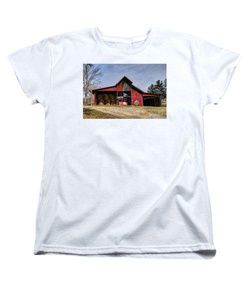 The New Barn Women's T-Shirt (Standard Cut)