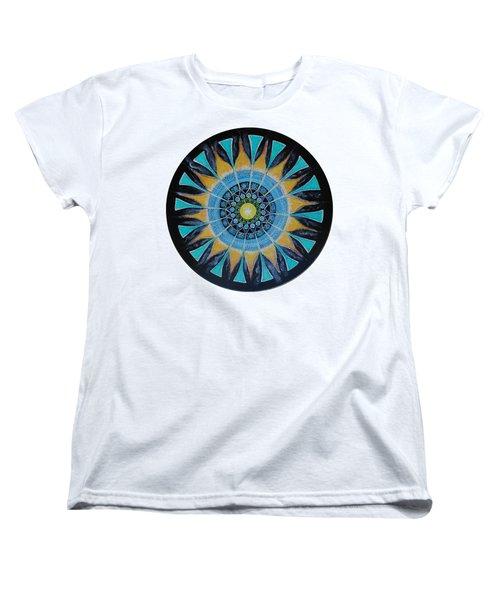 The Soul Mandala Women's T-Shirt (Standard Cut)