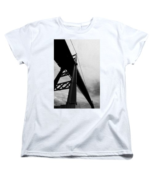 The Vincent Thomas Women's T-Shirt (Standard Cut) by Joe Schofield