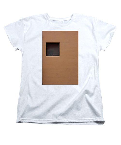 The Window Women's T-Shirt (Standard Cut) by Monte Stevens