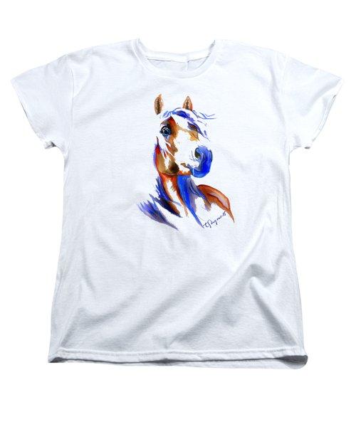 The Young Rebel Women's T-Shirt (Standard Cut)