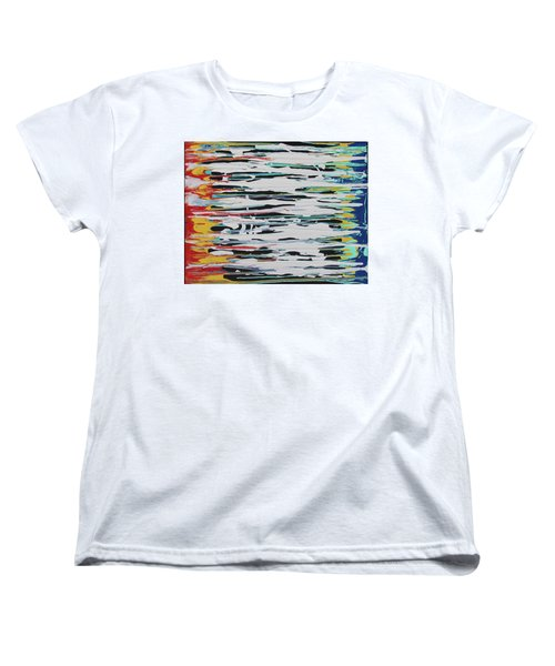 This Is Us Women's T-Shirt (Standard Cut) by Cyrionna The Cyerial Artist