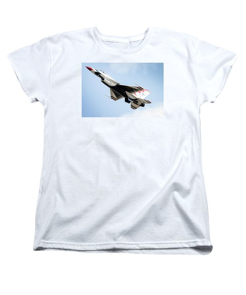 Thunderbird Women's T-Shirt (Standard Cut) by Lawrence Burry