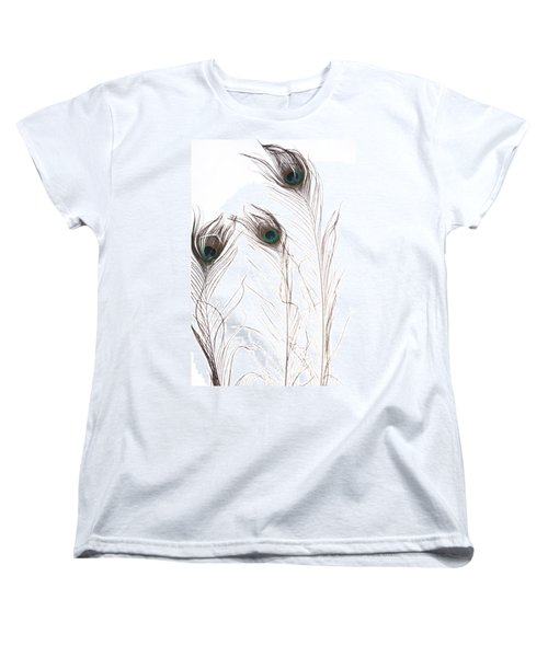 Tickles Series Image 1 Women's T-Shirt (Standard Cut)