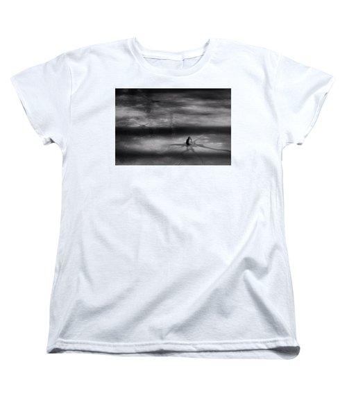 Til Spring Women's T-Shirt (Standard Cut) by Mark Fuller