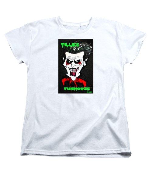 Tillies Vamp Women's T-Shirt (Standard Cut)