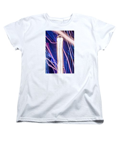 Women's T-Shirt (Standard Cut) featuring the photograph Time Dilation  by Micah Goff