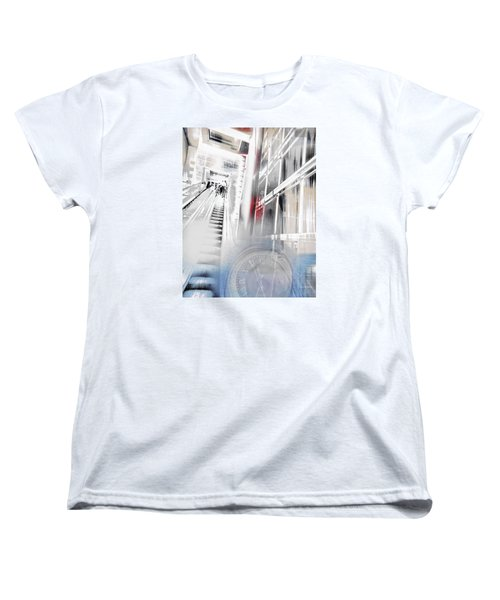 Time To Step It Up Women's T-Shirt (Standard Cut) by Susan Stone